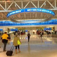 Photo taken at Terminal 5 by Alex C. on 9/25/2013