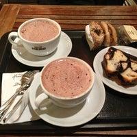 Photo taken at Starbucks Reserve by Korel H. on 1/3/2013