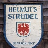Photo taken at Helmut's Strudel by Dobrodana P. on 9/21/2014