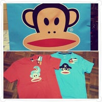 Photo taken at The Paul Frank Store by Andy L. on 12/2/2012