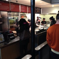 Photo taken at Chipotle Mexican Grill by Sam R. on 12/8/2015