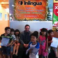 Photo taken at Inlingual by oaty on 12/23/2012