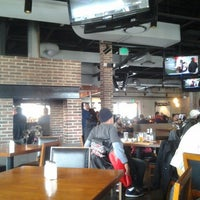 Photo taken at Brick House Tavern + Tap by Rodrigo B. on 11/25/2012