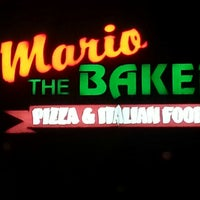 Photo taken at The Original Mario the Baker by T B. on 5/2/2013