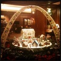 Photo taken at The Ritz-Carlton, St. Louis by Kristan L. on 12/17/2012