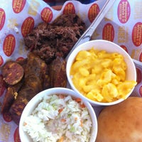 Photo taken at Dickey's Barbeque Pit by jp f. on 1/6/2013
