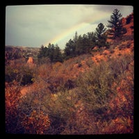 Photo taken at Red Rock Canyon Open Space by Nina on 10/14/2012