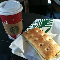 Photo taken at Starbucks by Jessica W. on 11/17/2012
