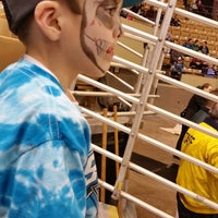 Photo taken at Worcester Sharks by Nicole B. on 3/8/2015