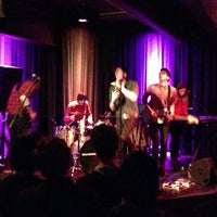 Photo taken at Fete Lounge by Mike T. on 3/8/2013