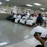 Photo taken at Jawazat Jeddah by Farid J. on 4/28/2013