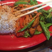 Photo taken at Pei Wei by Kerry V. on 4/27/2013
