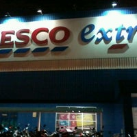 Photo taken at Tesco Extra by Praveen K. on 12/4/2012