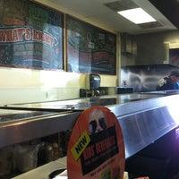 Photo taken at Freebirds World Burrito by Rebecca K. on 1/21/2013