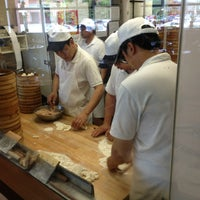 Photo taken at Ding Tai Fung Shanghai Dim Sum 鼎泰豐 by Wilson T. on 7/22/2013