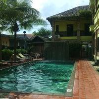 Photo taken at Motive Cottage Resort by Alexandr S. on 11/14/2014