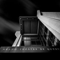 Photo taken at Grand Théâtre de Québec by Norbi W. on 5/28/2016