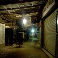 Photo taken at Souk Sidi Mehrez by Mohamed K. on 3/19/2014