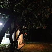 Photo taken at กรมทหารราบที่ ๑๑ รักษาพระองค์ by Rose M. on 4/30/2013