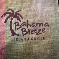 Photo taken at Bahama Breeze by 🙏Mi'Chell Q. on 12/8/2012