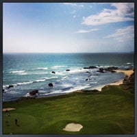 Photo taken at The Ritz-Carlton Half Moon Bay by Audrey on 5/7/2013