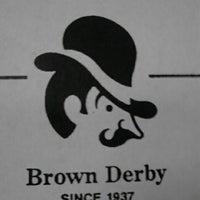 Photo taken at Brown Derby by Tim H. on 11/23/2012