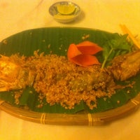 Photo taken at Song Ngu Seafood Restaurant by Faye C. on 10/6/2012