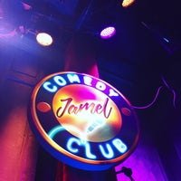 Photo taken at Comedy Club by IANIS on 9/14/2016