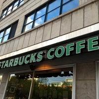 Photo taken at Starbucks by Matthew P. on 5/17/2013