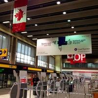 Photo taken at Calgary International Airport (YYC) by Matthew P. on 5/24/2013