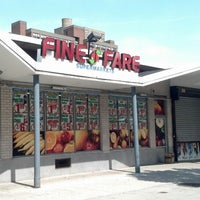 Photo taken at Fine Fare by Frederic D. on 7/21/2013