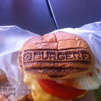 Photo taken at BURGERFI by John F. on 4/28/2013