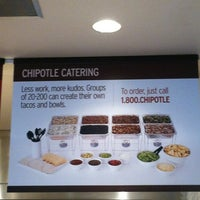 Photo taken at Chipotle Mexican Grill by Gabrielle D. on 9/6/2013