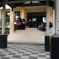 Photo taken at Fakultas Ilmu Komunikasi by Guruh S. on 12/11/2013