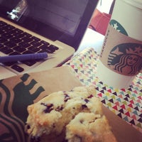 Photo taken at Starbucks by Jennifer W. on 7/19/2013