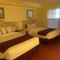 Photo taken at Lighthouse Resort Inn & Suites by FLAfamilyguru on 3/28/2014