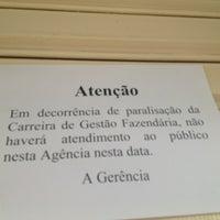 Photo taken at Secretaria de Estado de Fazenda do Distrito Federal (SEFAZ) by Mara C. on 2/27/2013