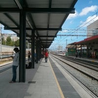 Photo taken at RENFE L'Hospitalet de Llobregat by Jordi M. on 9/13/2013