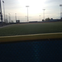 Photo taken at Lenz Field by Ronda R. on 5/13/2013