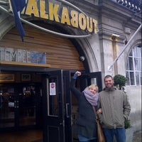 Photo taken at Walkabout by Geoffrey W. on 2/11/2013