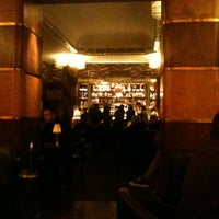Photo taken at American Bar by Giorgi B. on 11/24/2012