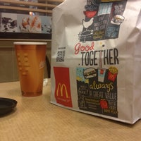 Photo taken at McDonald's by Happy K. on 11/1/2013