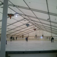 Photo taken at Ice Arena by Chris F. on 12/8/2012