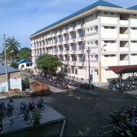 Photo taken at Universitas Muhammadiyah Sumatera Utara (UMSU) by Ivan S. on 11/21/2012
