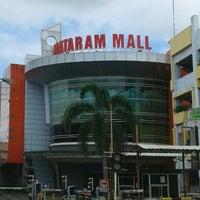 Photo taken at Mataram Mall by Uphy A. on 7/17/2016