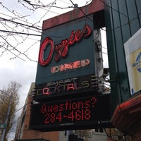 Photo taken at Ozzie's by 44 North V. on 4/20/2013