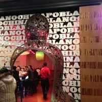 Photo taken at China Poblano by Trei O. on 12/31/2012
