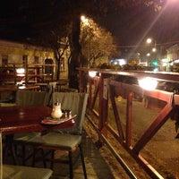Photo taken at Trafó Café by Attila L. on 11/1/2013