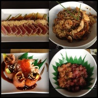 Photo taken at Wakame by Laura S. on 2/24/2013