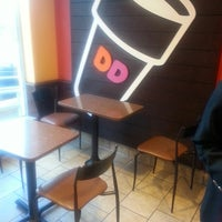 Photo taken at Dunkin Donuts by Nevada J. on 2/27/2014